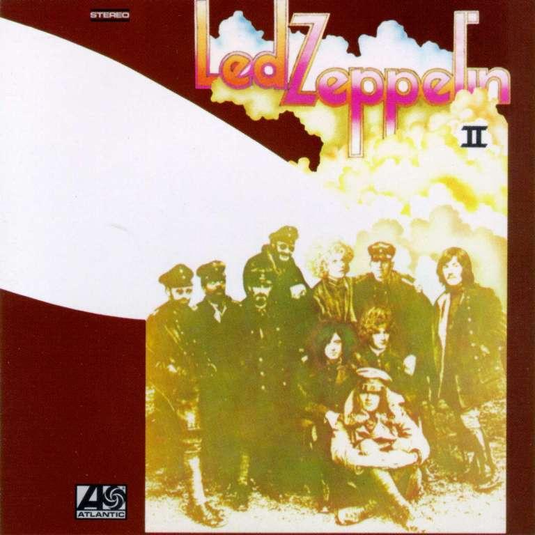 Led Zeppelin Ii Album Cover Led zeppelin i.