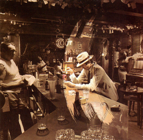 """Led Zeppelin album """"In Through The Out Door"""" [Music World]"""