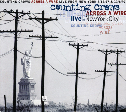 Across a wire live in new york city 07 13 1998