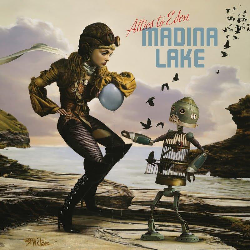 Madina Lake Here i Stand Album Madina Lake Albums