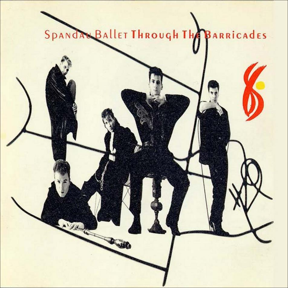 Spandau ballet album quot through the barricades quot music world