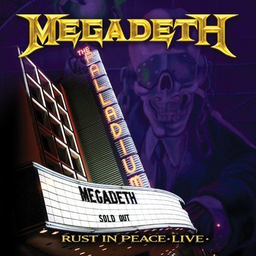 "Megadeth Rust In Peace Cd Megadeth album ""R..."