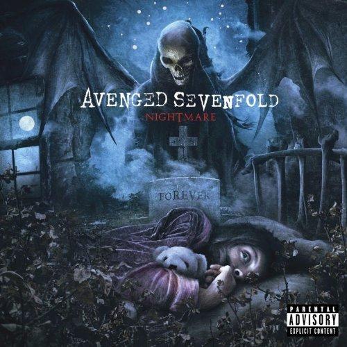 Avenged Sevenfold Nightmare Album Cover