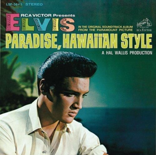 Elvis Presley Album Paradise Hawaiian Style Music World