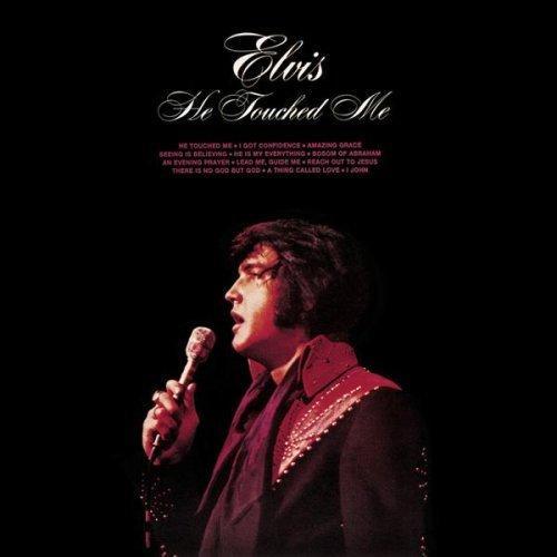 Elvis Presley Album Quot He Touched Me Quot Music World