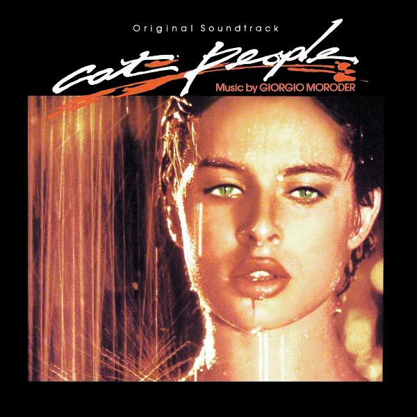 """Giorgio Moroder Album """"Cat People: Original Soundtrack"""
