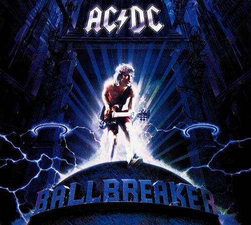 "AC/DC album ""Ballbreaker"" [Music World]"