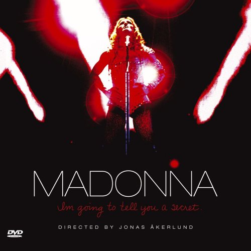 "Madonna album ""I'm Going To Tell You A Secret"" [Music World]"