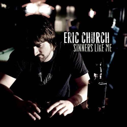 eric church album sinners like me music world. Black Bedroom Furniture Sets. Home Design Ideas