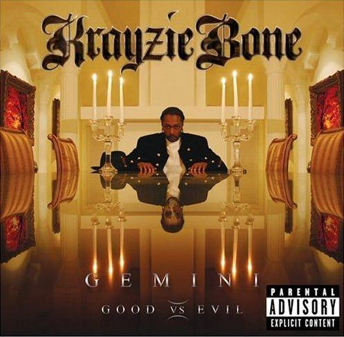 Krayzie Bone Album Gemini Good Vs Evil Music World
