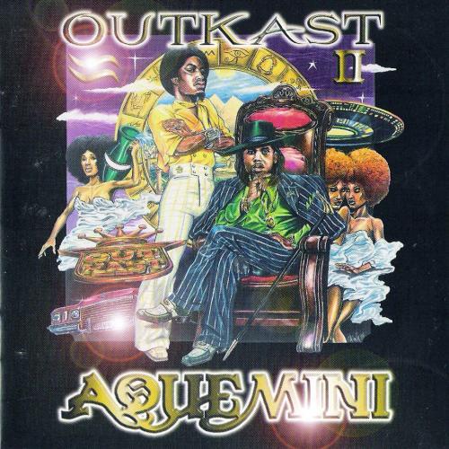 """Outkast album """"Aquemini"""" [Music World]"""