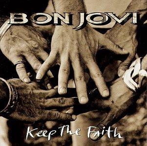 KEEP THE FAITH CHORDS by Bon Jovi